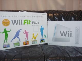 Wiiフィット プラス